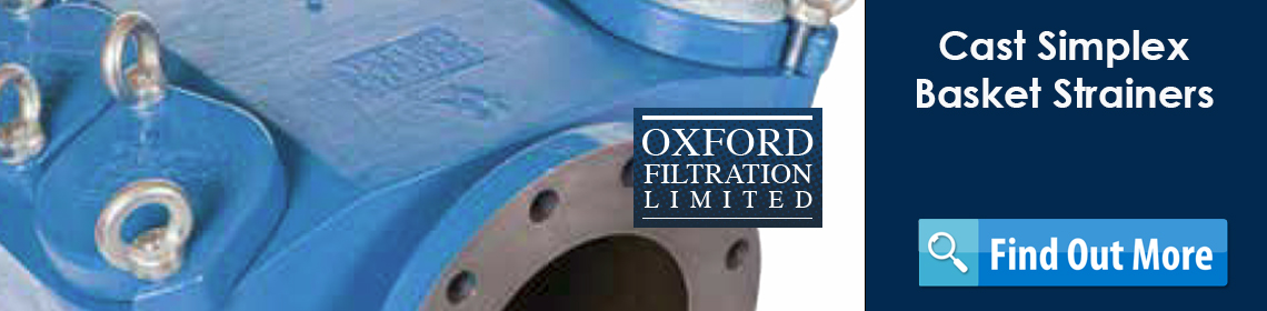 Oxford Simplex Basket Strainers