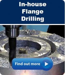 Custom Flange Drilling