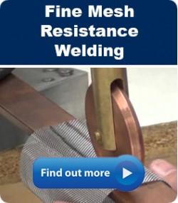 Micro Resistance Welding