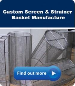 Custom Basket Fabrication