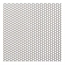 3mm Perforated 304 x 4mm Pitch - 1mm thick