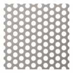 6mm Perforated 304 x 8.5mm Pitch - 1mm thick