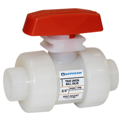 Monarch Hayward PVDF Ball Valve