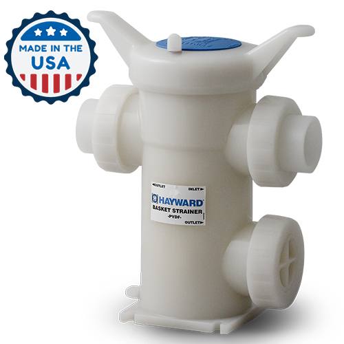Monarch Hayward PVDF Strainer