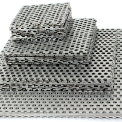 Monarch Perforated Stainless Sheet
